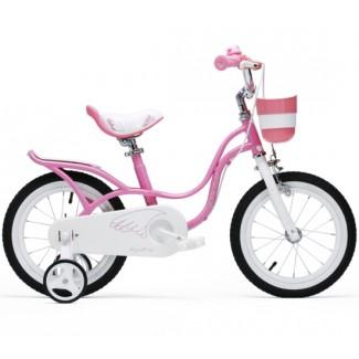 Велосипед RoyalBaby Little Swan (18)